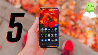 Google Pixel 5 Review: Best Pixel Ever?