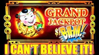 ★ GRAND JACKPOT AS IT HAPPENS! ★ HUGE HANDPAY !! | Slot Traveler