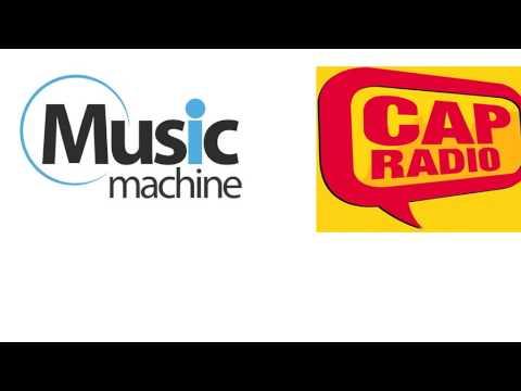 MUSIC MACHINE Habillage Capradio
