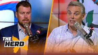 Ryan Leaf on the 2018 QB Class going into the NFL regular season | NFL | THE HERD