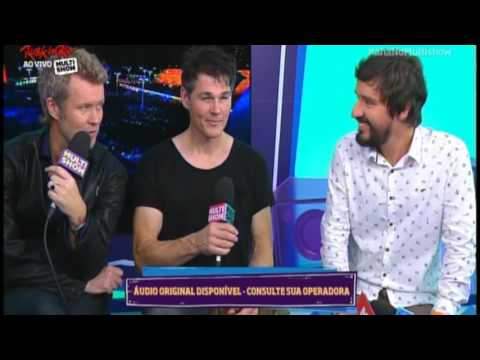 Entrevista A-ha no Rock in Rio