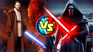 Star Wars Versus: Obi-Wan Kenobi VS. Kylo Ren - Star Wars Basis Versus #5