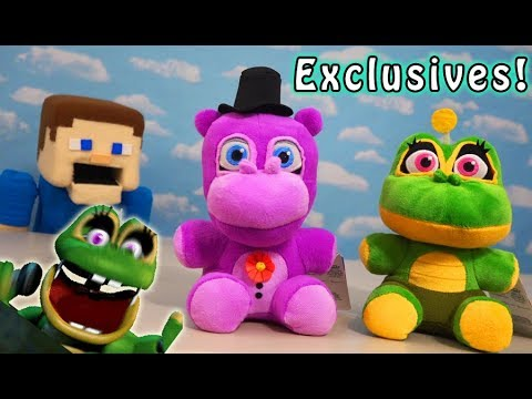FIVE NIGHTS AT FREDDYS PIZZERIA HAPPY FROG WALMART EXCLUSIVE PLUSH 2019 FNAF