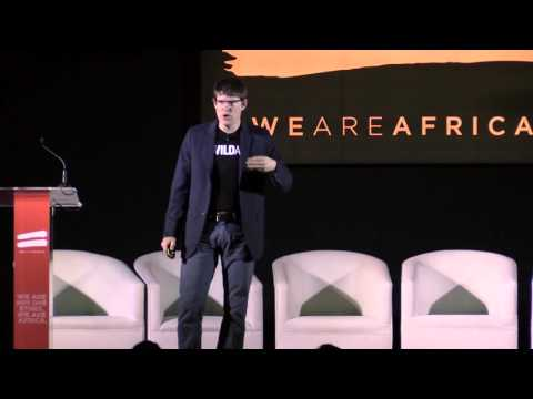 We Are Africa Conservation Lab 2015 - Adam Welz