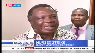 Atwoli says the council of governors should not have dragged the president into this