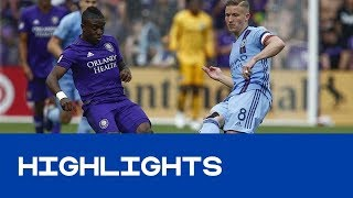 HIGHLIGHTS | Orlando City SC - New York City FC