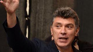 Asesinaron al líder opositor ruso Boris Nemtsov