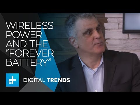 Mario Obeidat CEO of Ossia Booth –  Interview From the DT Booth at CES 2018