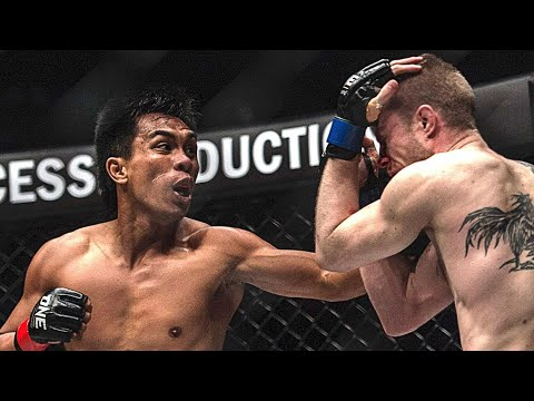 Every Kevin Belingon KNOCKOUT In ONE Championship