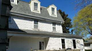 Painting exterior | New London, CT, Ocean Beach Park | Connecticut House Painters LLC