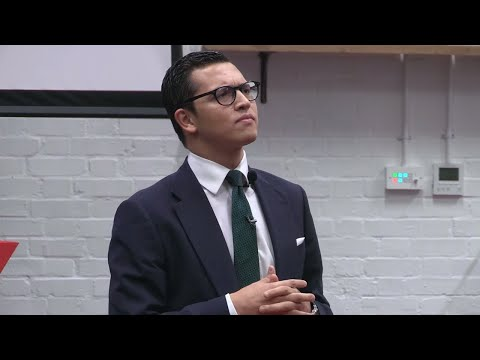 What does it mean to be African | Imad Mesdoua | TEDxEustonSalon