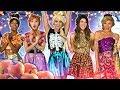 Gambar cover PRINCESS HALLOWEEN POP STARS. Belle, Rapunzel, Tiana, Anna and ICE QUEEN Totally TV 2019