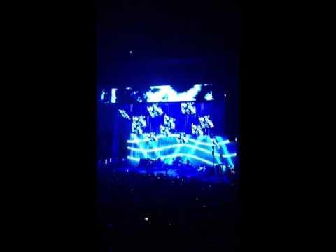 Radiohead at the Santa Barbara Bowl