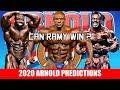 أغنية 2020 Arnold Classic Predictions -Top 6 Bodybuilding Results
