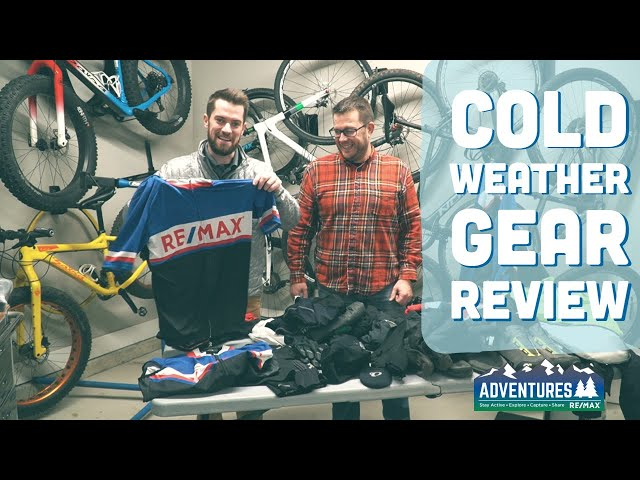 Cycling Cold Weather Gear Review