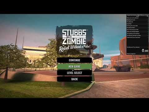 Stubbs the Zombie in Rebel without a Pulse ANY% (Welcome to punchbowl) |