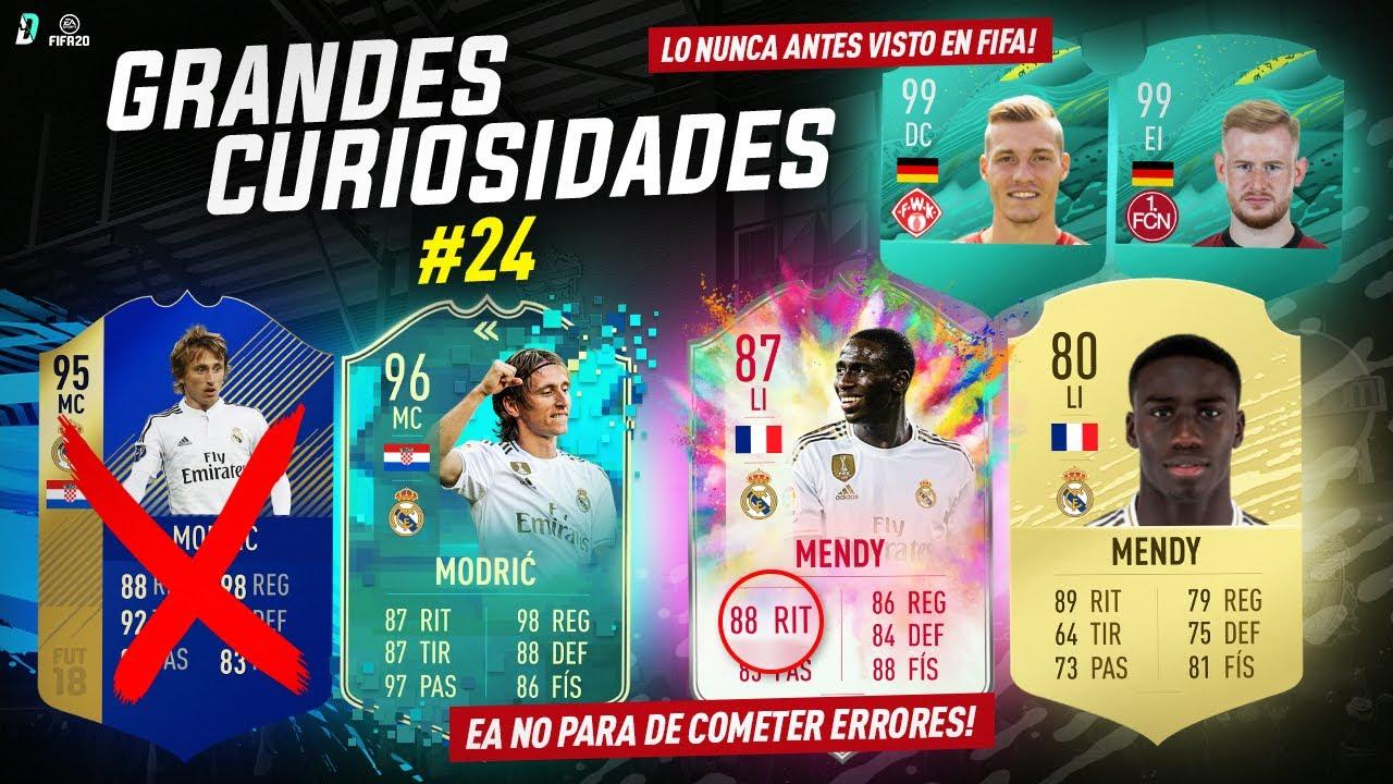 7 CURIOSIDADES QUE NO SABÍAS DE FIFA 20 I PARTE 24