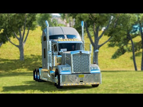 American Truck Simulator: Realistic Multiplayer Event Accidents, Traffic & More Idiots | #4