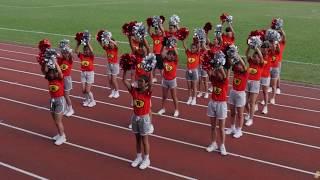 Publication Date: 2018-11-09 | Video Title: NYSS 陸運會18-19 社際啦啦隊比賽 - 紅社