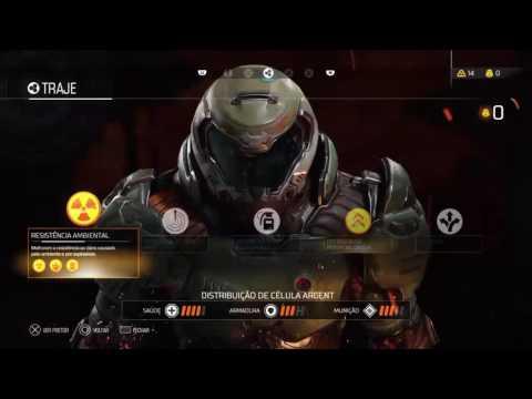 DOOM PS4 JUBA gameplay