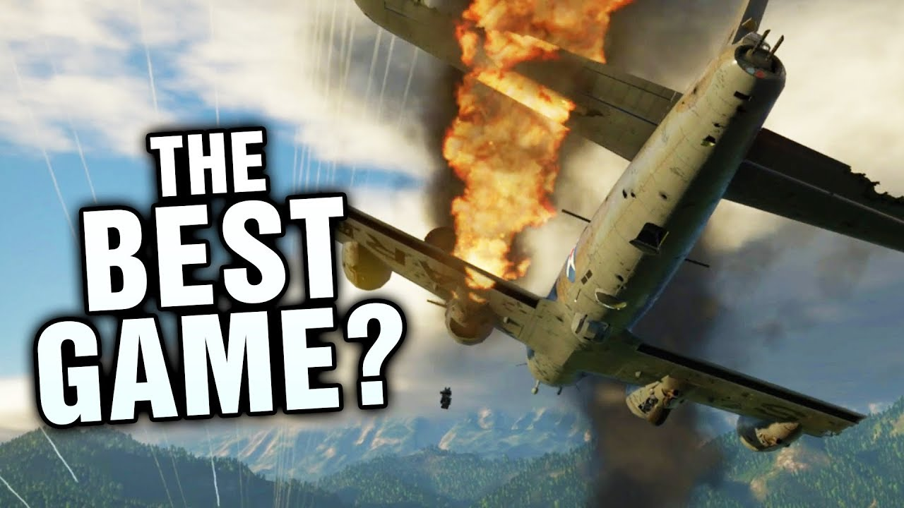 The Best Free Game?