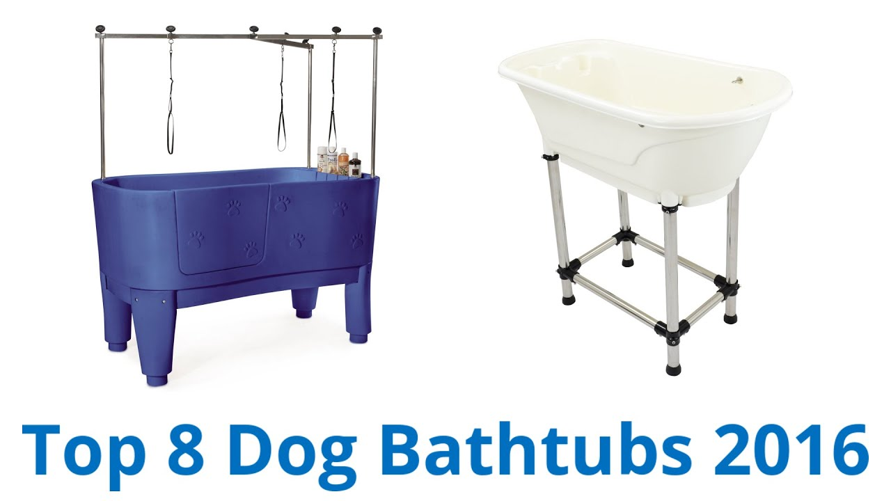 8 Best Dog Bathtubs 2016   YouTube