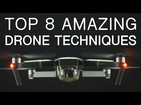 How to film amazing aerials with your drone | DroneFilmSchool