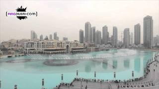 Dubai Mall Fountain Khaliji Music Version