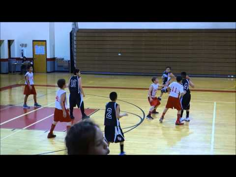 Centauri Middle School Basketball