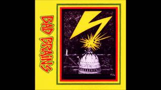 Bad Brains - I Against I (Banned in D.C.)