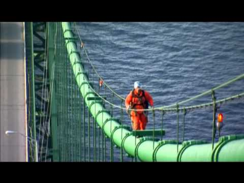 C.R.A.P.: Mackinac Bridge Cable Light Change