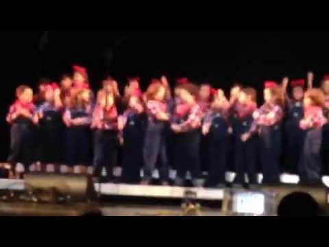 Shelton Academy Christmas Show at Miami-Dade Auditorium