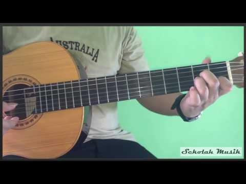 Belajar Petikan Gitar Lagu Semua Tentang Kita - Peterpan