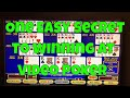 One Easy Secret to Winning at Video Poker!