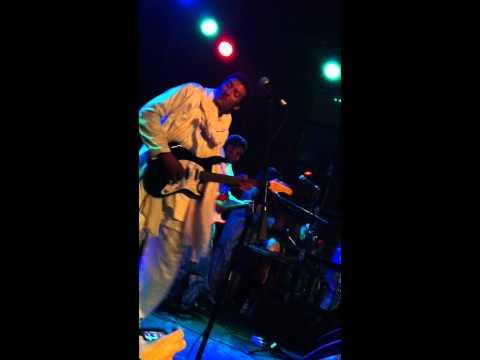 Group Bombino @ Nectar Seattle 12/11/2011 (Live)