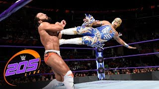 Gran Metalik vs. Tony Nese: WWE 205 Live, Aug. 1, 2017