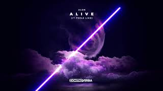 Alok - Alive (It Feels Like) [Official Visualizer]