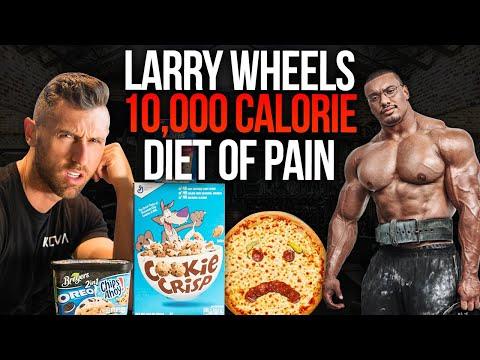 I tried Larry Wheel's MISERABLE 10,000 Calorie Diet (Do not attempt) thumbnail