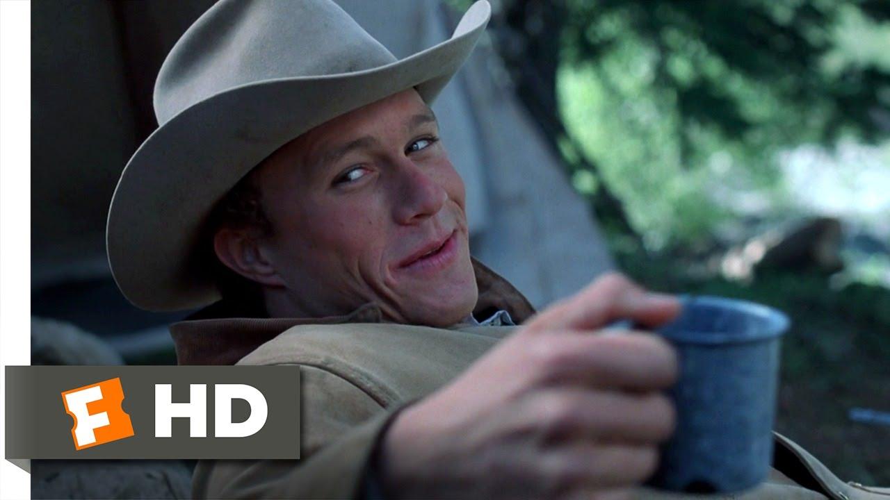 Brokeback mountain movie pic
