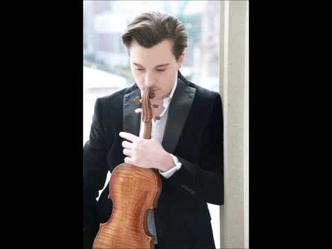 Sven Stucke plays Paganini Caprice 23