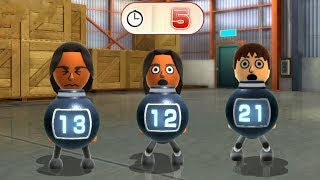 Wii Party U - All Timing Minigames
