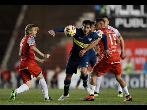 Fecha 5: Resumen de Argentinos Juniors - Boca