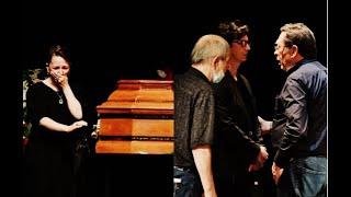 Когда вынесли гроб, все забыли! Прямо на прощании с Проскуриным… Люди рыдали