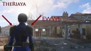 Fallout 4 Fixin corner Pixels
