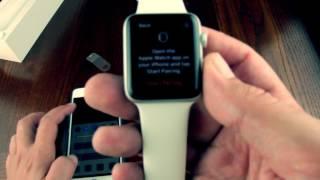 Apple Watch Series 2 unboxing - فتح صندوق ساعة ابل 2