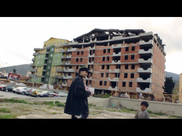 The Ghettos of Skopje: Empire's Pieces - Documentary Trailer 1 (by Taurus D )