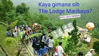 Review The Lodge Maribaya Bandung. Seperti apasih di dalam Maribaya?