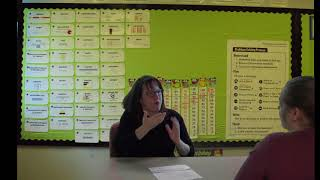 Interactive Interpreting - Parent-Teacher Conference