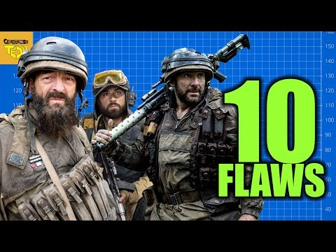 10 Flaws With the Rebel Trooper