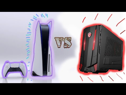 PS5 vs ПК, Что Лучше PS5 или ПК? Что Выбрать в 2020? Презентация ПС5